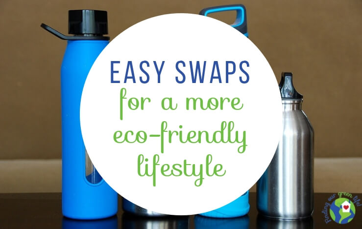 easy green swaps, reusable containers