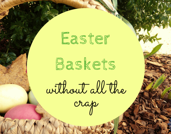 20 Ideas for Eco Friendly Easter Baskets