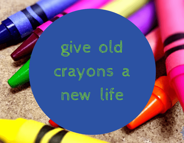 New Uses for Old Crayons