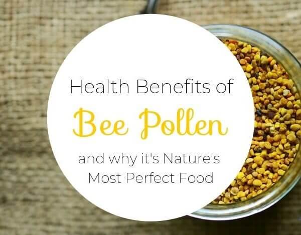 Benefits of Eating Bee Pollen