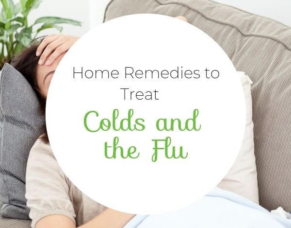 5 Ways I Treat Colds & Flu Naturally