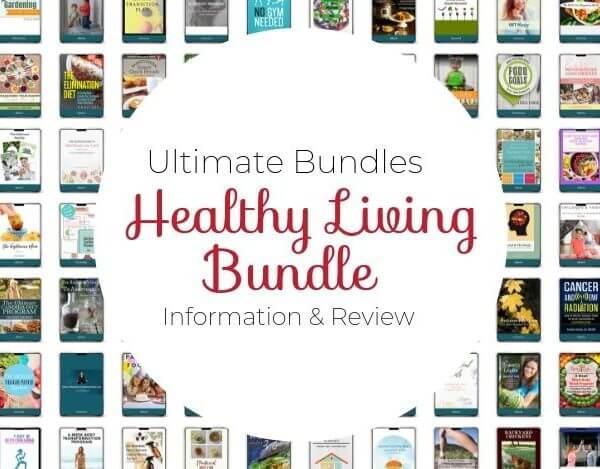 The Ultimate Bundles Healthy Living Bundle 2019