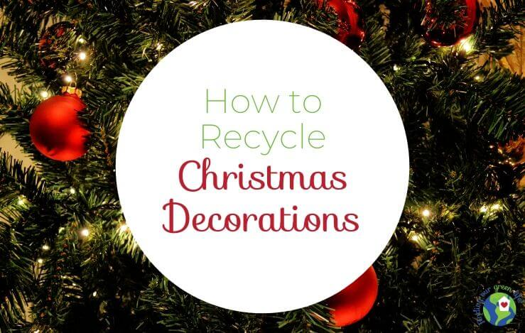 christmas tree and decorations with text overlay