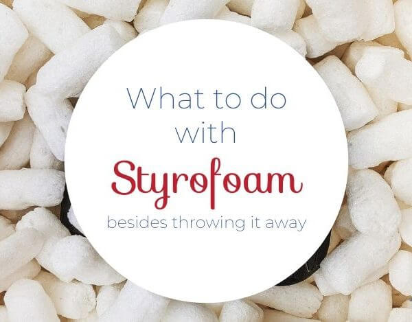 How to Dispose of Styrofoam without Killing the Planet