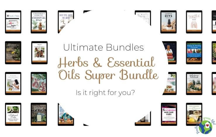 resources in the Herbs and Essential Oils Ultimate Bundle